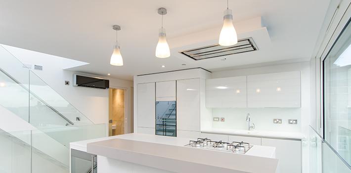 Architect Luxury Refurbishment